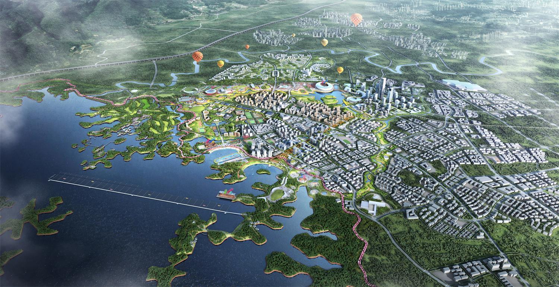成都:天府奥体公园核心片区规划公示啦