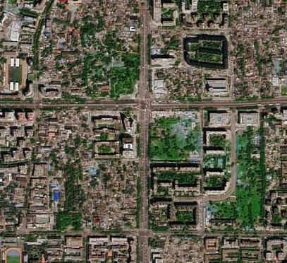 北京市发展现状图